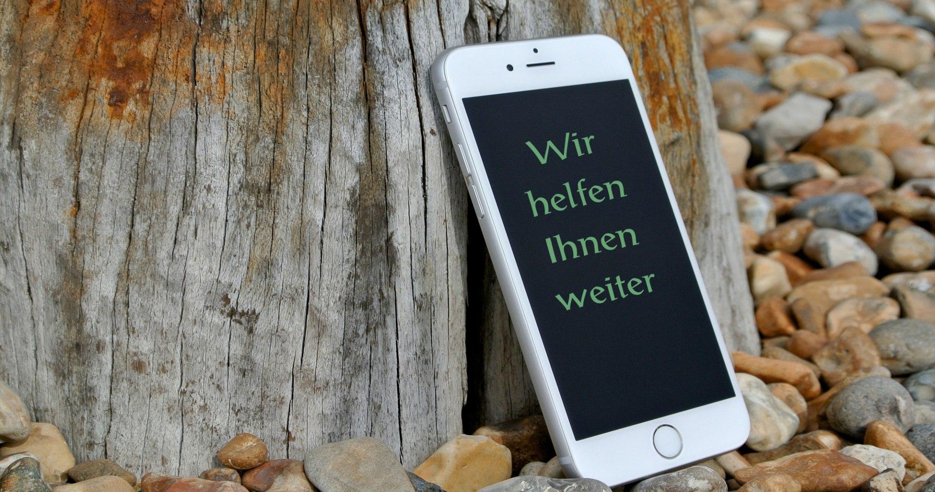 Wir sind für Sie da!, © Gemeinde Grainau