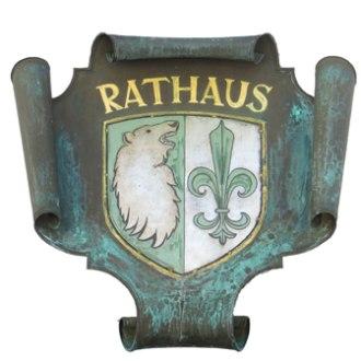 Wappen von Grainau, © Gemeinde Grainau