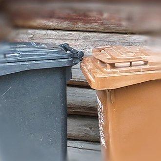 Wohin mit dem Müll?, © Gemeinde Grainau / E. Reindl
