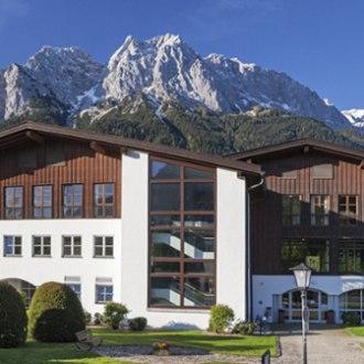 Kurhaus Grainau, © Gemeinde Grainau